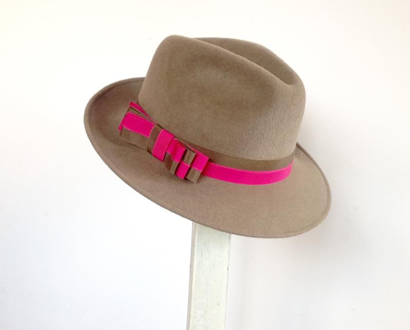 Trilby Pink Beige